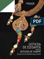 Catalog Licitatia de Eleganta Si de Marine 2013