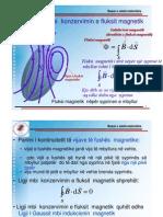 BET 3 Elektromagnetizmi Ligji-Mbi Konzervimin e Fluksit