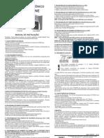 Manual MasterFone TU