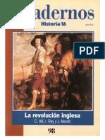 Cuadernos Historia 16, nº 098 - La Revolución Inglesa