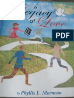 Legacy of Love - Revised July 28, 2013