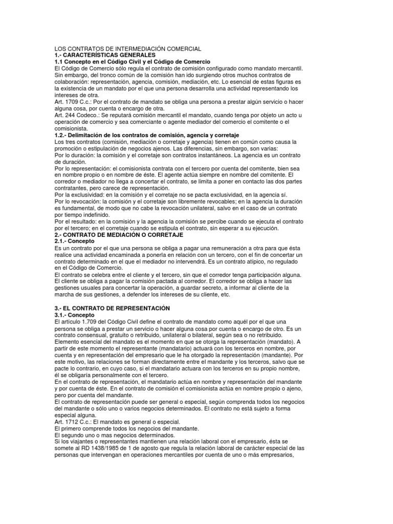 Bonito Plantilla De Contrato De Distribución Viñeta - Ejemplo De ...