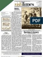Jewish Times - Volume I, No. 4...Feb. 22, 2002