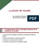 1.- Medición de Caudal.ppt
