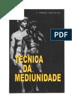 Torres Pastorino - Técnica da Mediunidade 1