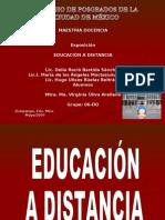 educacion adistancia exposicion