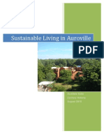 AV Sustainability Study Project by Visiting Students