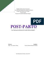 Caso Clinico Postparto Revisado