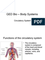 GED Bio – Body Systems