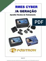 Alarmes Cyber Nova Geração Pósitron - manual