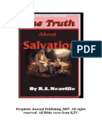 The Truth About Salvation - Complete Small Book