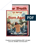 The Truth of Being Born Again - Complete Small Book