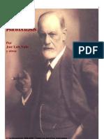DICCIONARIO FREUDIANO DE PSICOANALISIS - Por José Luis Valls y otros
