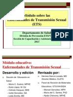 Módulo de ETS 2013