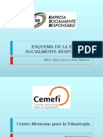 3.3 Responsabilidad Social Empresarial-CEMEFI