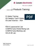 taktik(z) | Leuze electronic | Safety Products Training