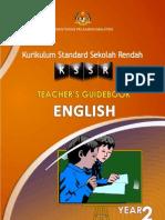 English Teacher Guidebook Year 2 (1