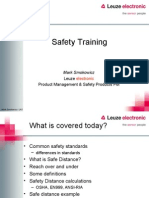 taktik(z) | Leuze electronic | Safety Training