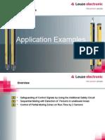 taktik(z) | Leuze electronic | COMPACTPlus | Application Examples