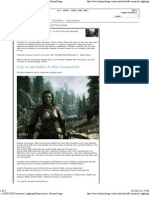 - A ENB HD6 Cinematic Lighting Enhancement - SkyrimForge