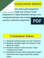 Tema 5. Kesedaran Badan