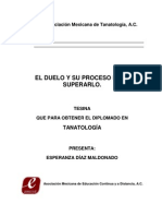 El Duelo y Su Proceso_Esperanza Diaz Maldonado