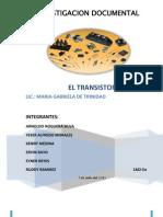 Informe Transistor