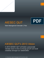 AIESEC TM Functional Plan