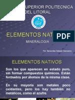 Presentacion - Elementos Nativos
