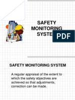 Safety Inspection (Lecture and Handouts) - 11.22.2005