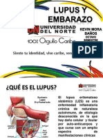 Lupus , Sindrome Antifosfolipido y Embarazo