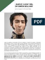 URANO Y EL NUEVO 'LOOK' DEL LIBERTADOR SIMÓN BOLIVAR