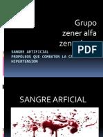 Sangre Biotecnologia