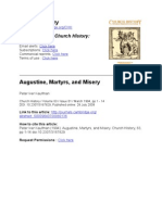 Augustine and Martyrs