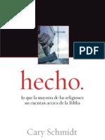 Hecho Lo Que La Mayoria de Las Religiones No Dicen de La Biblia
