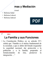 3. Mediación Familiar y Reformas