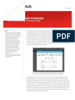 Serena Demand Manager Datasheet