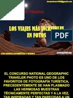 Nervis Gerardo Villalobos - Los viajes más increíbles