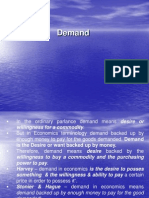 Demand Analysis Presentation