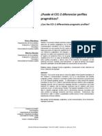 Ccc-2 Diferencia Pragmatica