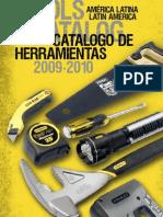 Catalogo de Herramientas STANLEY 2009-2010