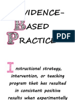 Visual Aids - Evidence Based Practice