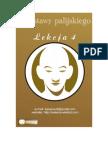 Podstawy palijskiego lekcja 4