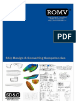 Romv-sdci Seakeepingconsulting Services Brochure