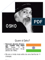 Rajneesh Chandra Mohan Jain (Osho) PDF