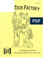BattleTech - Magazine - The Tech Factory 04