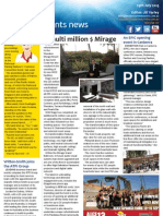 Business Events News for Mon 29 Jul 2013 - A multi million dollar Mirage, An EPIC opening, Monaco\'s more grit less glitz, Pan Pacific\'s roadshow and much more