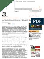 Carta Maior - Cândido Grzybowski - A sociedade civil_ fermento da democracia