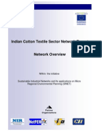 Network Overview - Cotton Textile Sector