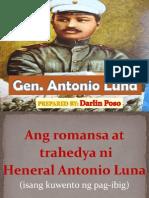 Facts About Antonio Luna